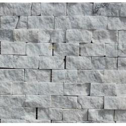 Piedra Para Fachadas Laja Blanco Fiorito