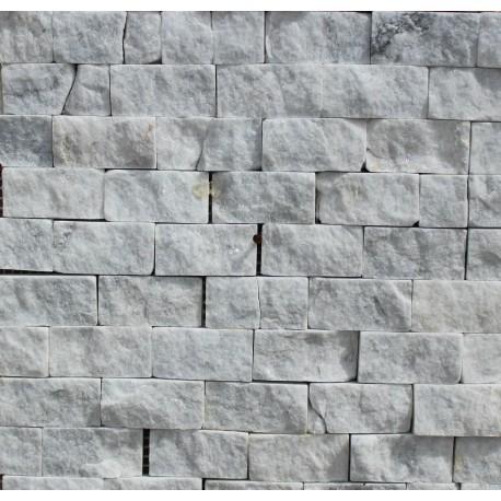 Para Fachadas Laja Blanco Fiorito