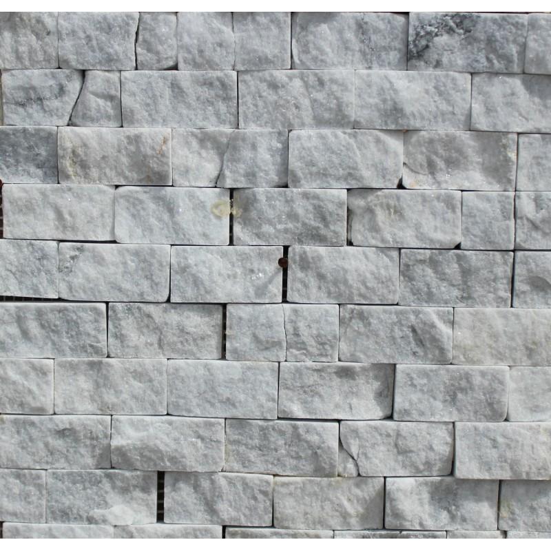 Piedra para fachadas laja blanco fiorito - Piedra natural para fachadas ...