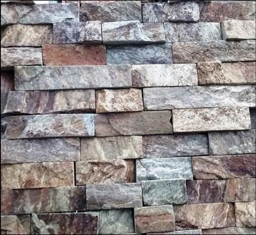 piedra para fachadas laja canela