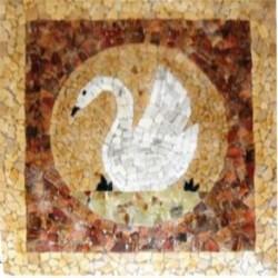 Tapete de Marmol Cisne